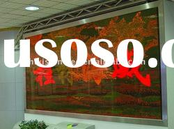 LED Lamp outdoor full color wall LED display
