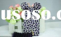 Leopard Case for iPhone 4 4s