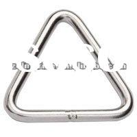 Marine Hardware and Rigging Hardwar Stainless Steel Delta Ring