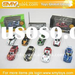 Mini toy car remote control 1:58 scale