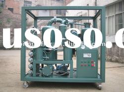 Mobile Enclosed ZYD-50 Vacuum Dielectric Oil Purifying, Transformer Oil Filtration/ Treatment Unit