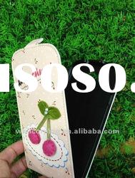 Moblie Housing Cover For Samsung S3 i9300 Happymori Protector Case Cover Cherry