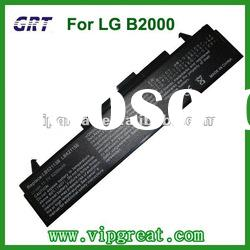 NEW compatible battery for LG B2000 6cells laptop battery