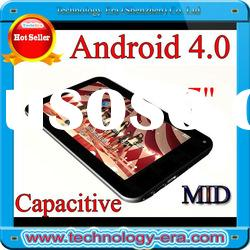 Newest 7 inch VIA8850 Android 4.0 Cortex A9 1.2GHZ 512MB/4GB Capacitive HDMI Tablet PC