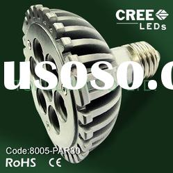 OWL E26 E27 7W High Power LED bulb