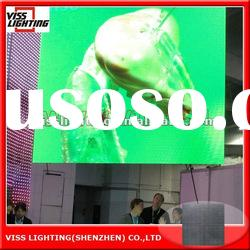 P6 Light weight& High definition stage LED display