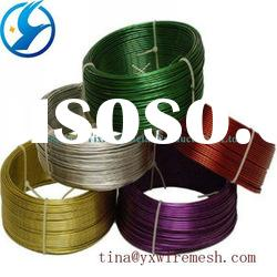 PVC coated wire high quality low price(manufacturer)