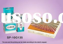Pharmaceutical packing box(laser printing )paper box