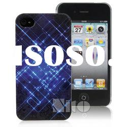 Plastic hard case for iphone 4 4s