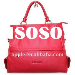 Popular Style Lady Handbags Genuine Leather Bags
