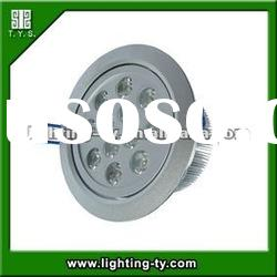 RGB/Warm white/cool white 12w LED downlight CE ROHS approved