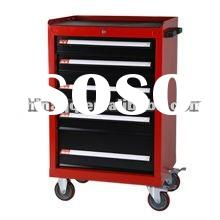 Red Steel Tool Cabinet