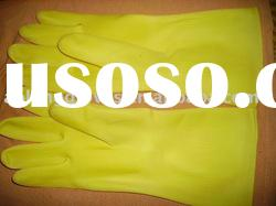 Rubber industrial Gloves