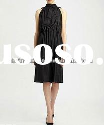 Ruched Waist Dress,fashion dresses , dresses new fashion