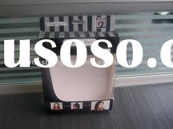 Sold hot customized and reasonable price paper window box
