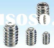 Stainless Hex socket Head Set screws DIN916K