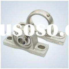 Stainless pillow block bearing