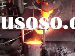 Steel,copper,iron Induction smelting furnace