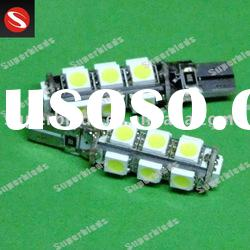 T10 12V SMD canbus LED car light bulbs