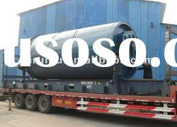 Tire oil pyrolysis plant recycling waste tire to fuel oil