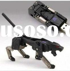 Transformers dog shaped USB Flash Drive