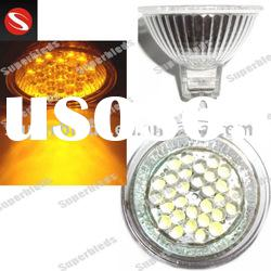 Ultra Yellow 5050 SMD Car LED light for spot light