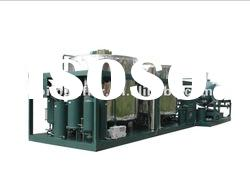 Used Motor engine Oil Refinery/waste motor engine Oil purifier plant
