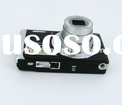 """Winait's 14MP CCD digital camera with 5X optical zoom and 3""""touch panel"""