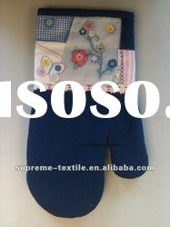 best quality oven mitt/glove, customized material