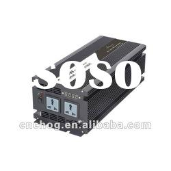 car power inverter with charger 24vdc 230vac 2500W