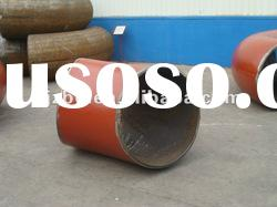 carbon steel sch80 pipe fittings