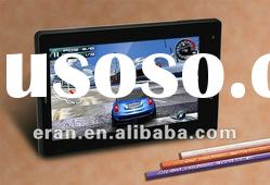 cheap 7 inch 3G mobile phone and tablet pc perfect combination with two camera 4GB Nand Flash