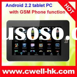cheap Support phone call tablet pc sim card slot