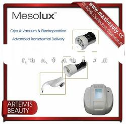 cryo therapy beauty needle free mesotherapy machine