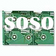 double side lcd monitor circuit board