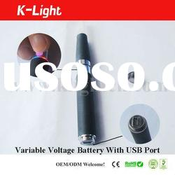 ego-vv variable voltage battery passthrough battery