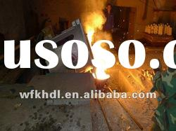 electric furnaces for steel scrap