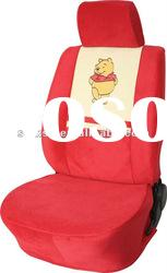 fashional car seat cover red