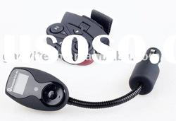 fm transmitter with bluetooth handsfree function