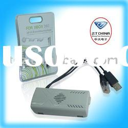 for Xbox 360 wireless network without brand white corlor blister packing model number is 6090011M3