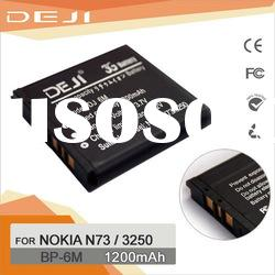 high mah phone battery cell phone battery bp 6m for Nokia