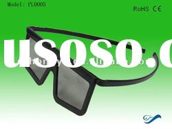 high quality 3D cinema glasses for movie with factory price