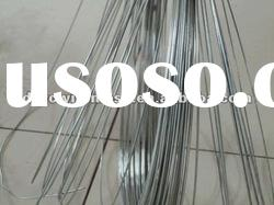 hot dipped galvanized iron wire(factory&exporter)