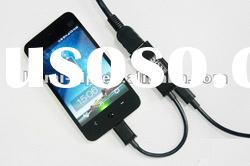 hot sell high quality micro usb 5pin to hdmi adapter for phone