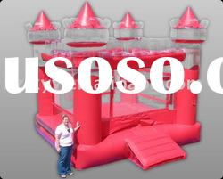 hot selling Christmas inflatable bounce indoor and outdoor