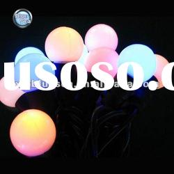 led christmas waterfall lights IP65