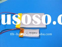 medical equipment battery 1500mAh 3.7v high quality low price
