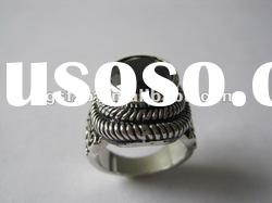 new design mens stainless steel ring jewelry