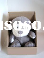 organic cotton baby soft toy