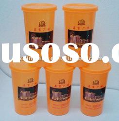 promotional cheap plastic cup with lip